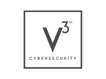 V3 Cybersecurity Logo